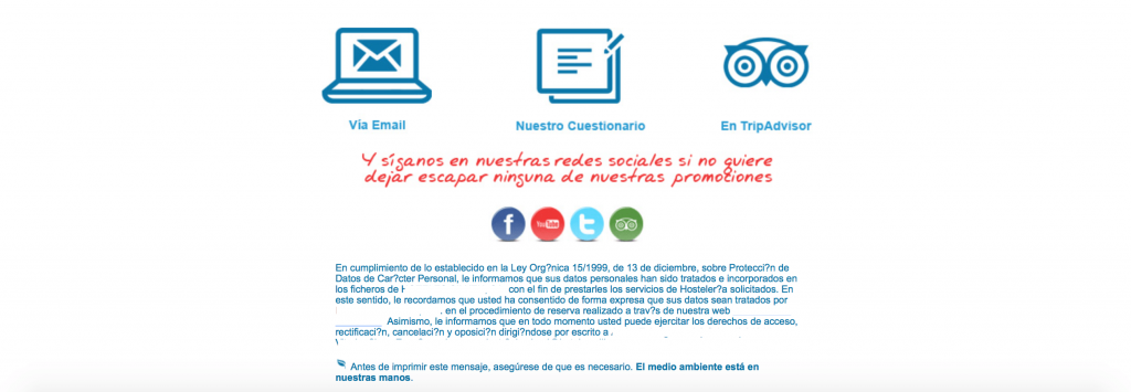 mala praxis email marketing 2