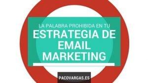 palabra prohibida-email-marketing