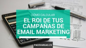 calcular ROI en email marketing
